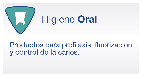 Productos de higiene oral