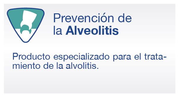 Productos para prevención de Alveolitis