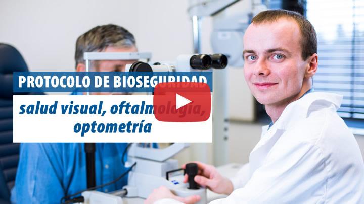 bioseguridad en oftalmología, generalidades y conceptos.
