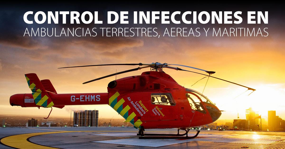 personal médico y paramédico en riesgo de infección