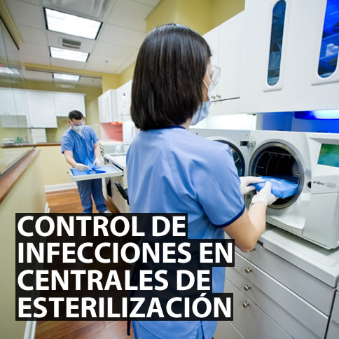 bioseguridad en centrales de esterilización