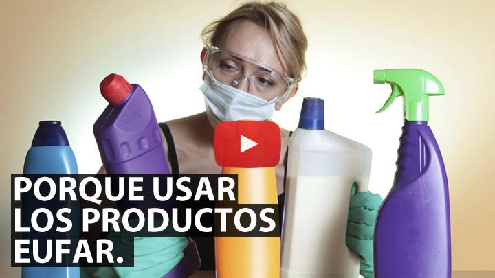 Productos recomendados en desinfección