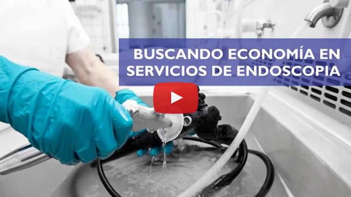 Como ahorrar dinero en limpieza y desinfección de endoscopios